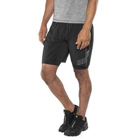 """inov-8 AT/C 8"""" pantaloncini da corsa Uomo nero"""